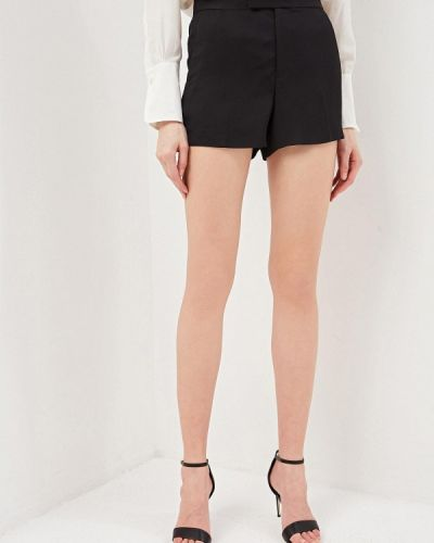 Повседневные черные шорты Polo Ralph Lauren