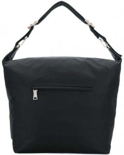 Кожаная сумка сумка-тоут на плечо Prada