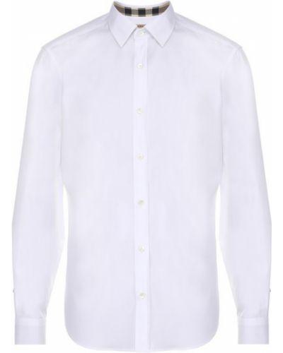 Рубашка с длинным рукавом хлопковая Burberry