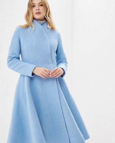 Пальто - голубое Gk Moscow