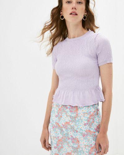 Джемпер - фиолетовый Trendyol