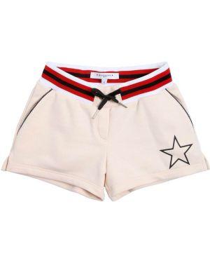 Szorty elastyczny z paskami Givenchy