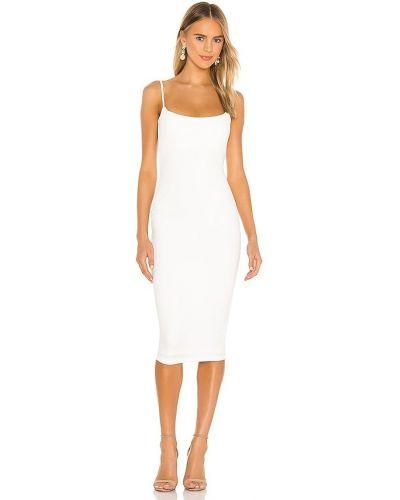 Biała sukienka midi Nookie