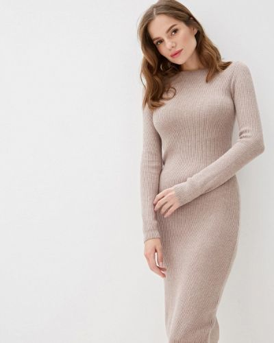 Платье вязаное осеннее Lusio