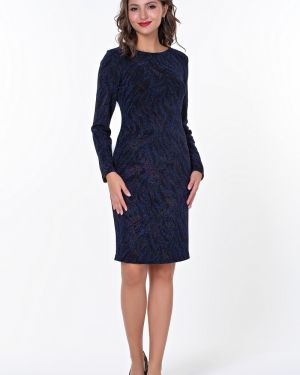 Платье платье-сарафан с вырезом Valentina
