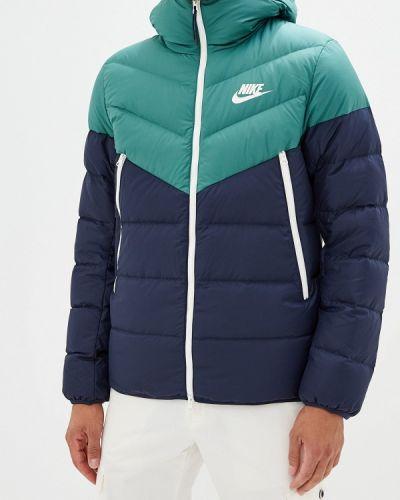 Куртка осенняя осенний Nike