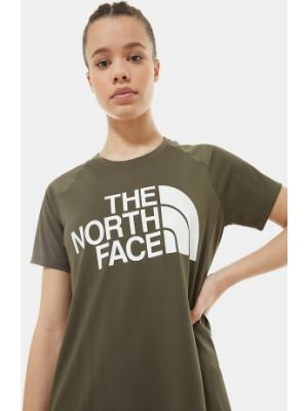 Футбольная спортивная футболка The North Face