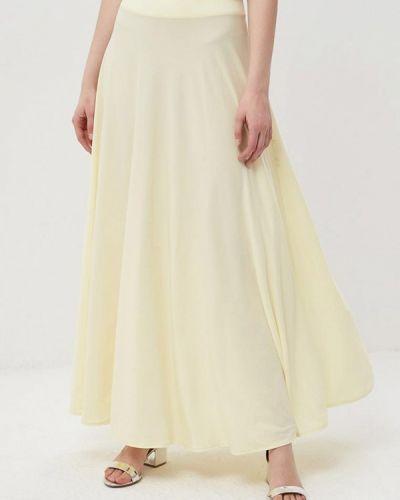 Желтая юбка макси Alina Assi