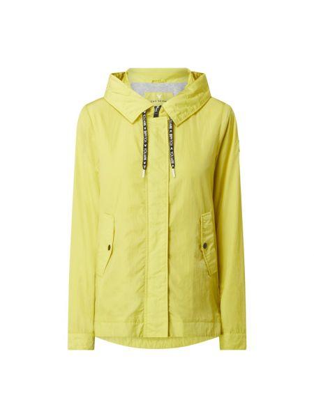 Żółta kurtka z kapturem Fuchs Schmitt