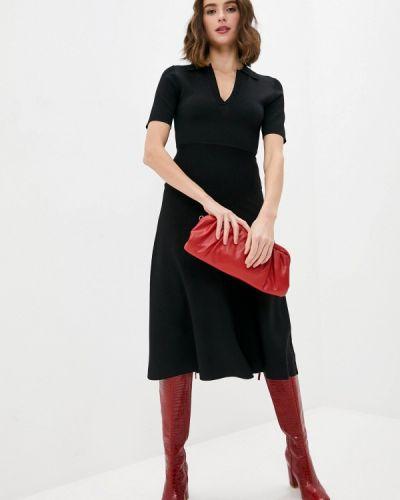 Повседневное черное платье P.a.r.o.s.h.