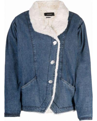 Klasyczne jeansy - niebieskie Isabel Marant