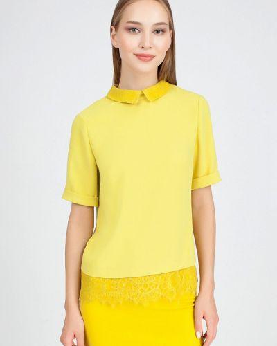 Блузка - желтая Serginnetti
