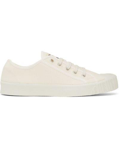 Białe sneakersy Spalwart