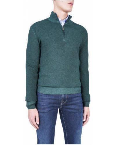 Sweter z zamkiem błyskawicznym Gran Sasso