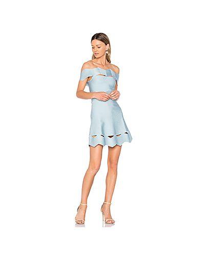 Облегающее платье из вискозы на молнии Lolitta
