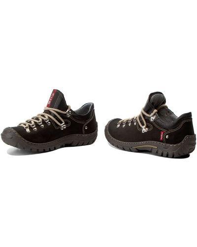 Туфли - черные Nagaba