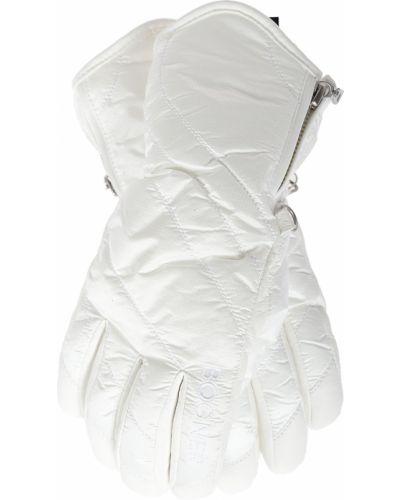 Кожаные перчатки белый Bogner