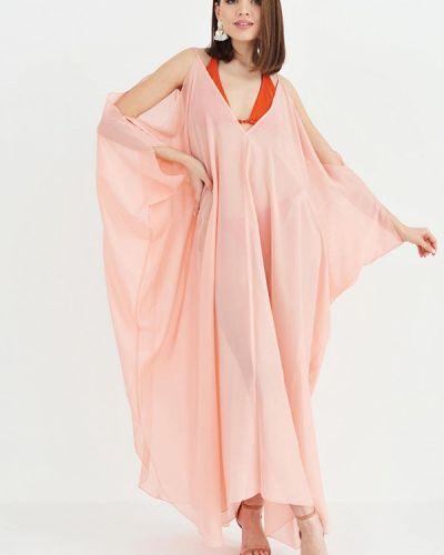Пляжная туника - розовая Donatello Viorano