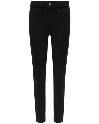 Хлопковые джинсы Paige