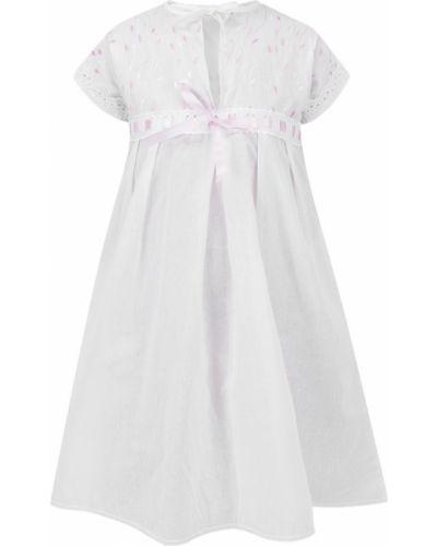 Платье крестильное чудесные одежки