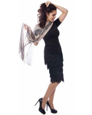Платье с бахромой платье-сарафан Wisell