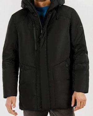 Зимняя куртка черная осенняя Finn Flare