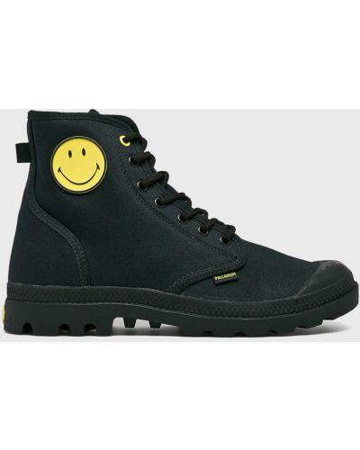 Ботинки на шнуровке высокие повседневные Palladium