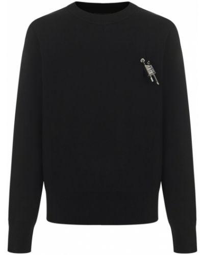 Bluza dresowa - czarna Givenchy