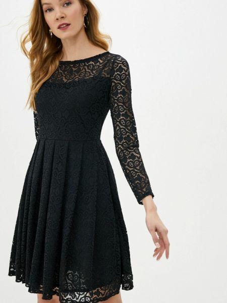 Платье осеннее прямое Adl