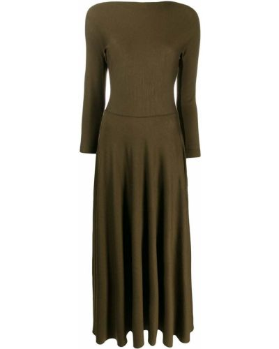 Платье приталенное Aspesi