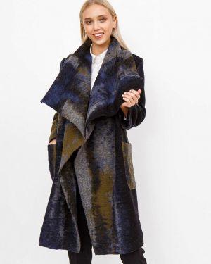 Разноцветное пальто Bizzarro