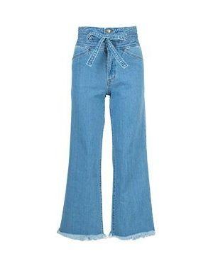 Джинсы - голубые J Brand