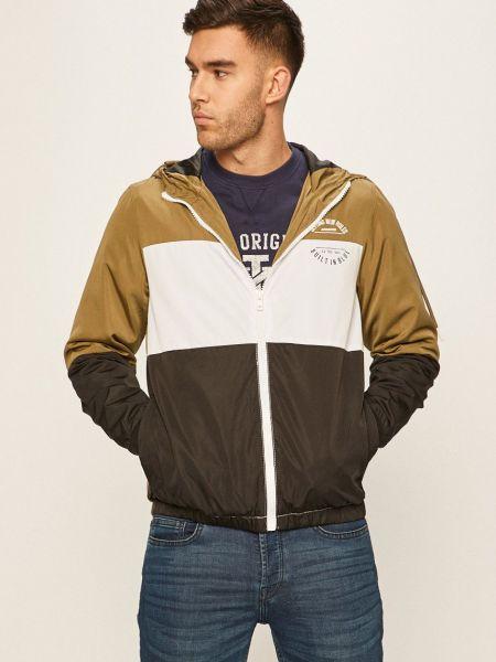 Прямая куртка с капюшоном с декоративной отделкой Blend