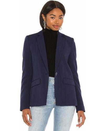 Трикотажный пиджак на пуговицах с карманами Central Park West