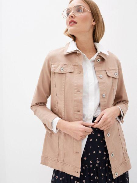 Джинсовая куртка весенняя Ichi