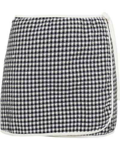 Юбка мини - черная Solid & Striped