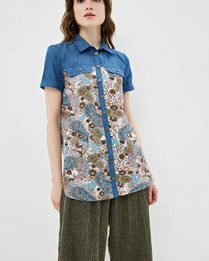 Рубашка - серая очаровательная адель