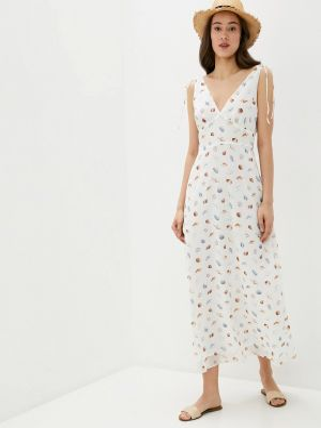 Платье прямое весеннее Befree