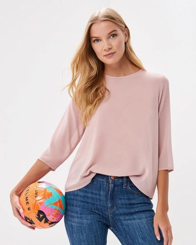 Блузка розовый итальянский Imperial