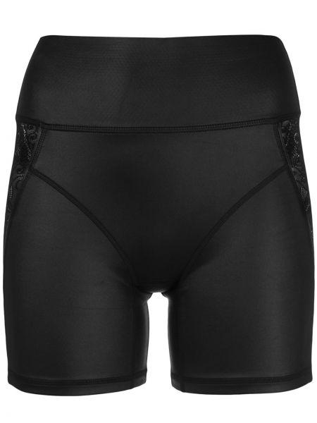 Ажурные черные шорты Kiki De Montparnasse