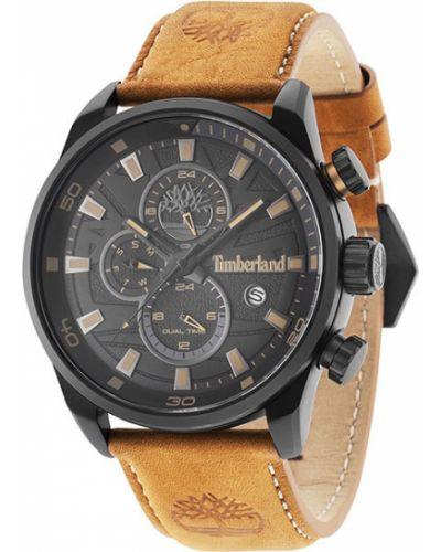 Часы с ремешком - черные Timberland