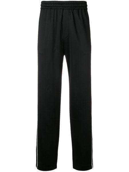 Czarne spodnie Mcq Alexander Mcqueen