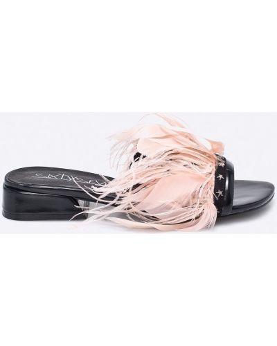 Сандалии кожаный на каблуке Sixtyseven