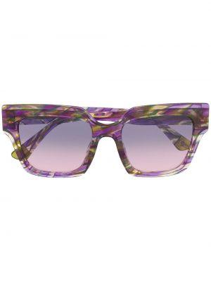 Солнцезащитные очки - фиолетовые Etnia Barcelona