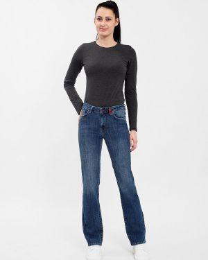 Прямые джинсы скинни mom F5