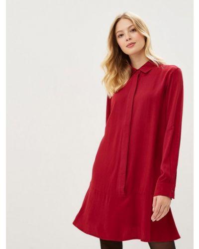 Платье платье-рубашка осеннее Sh
