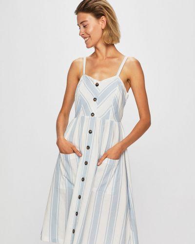 Платье с карманами расклешенное Only