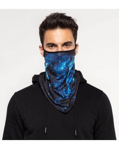 Niebieska bandana materiałowa Mr. Gugu & Miss Go