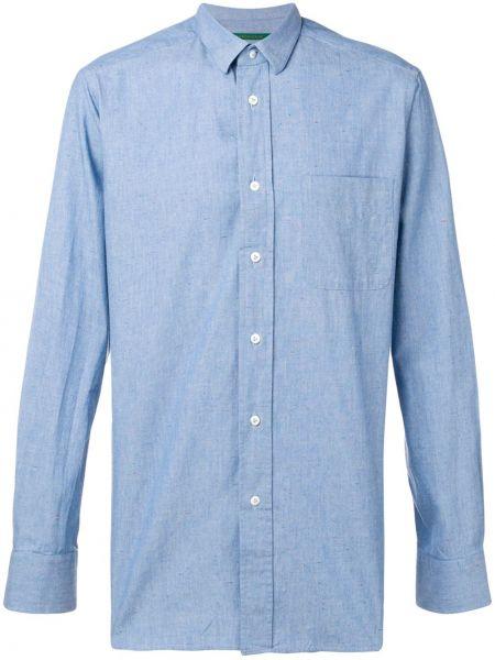 Koszula z długim rękawem klasyczny długa Hand Picked