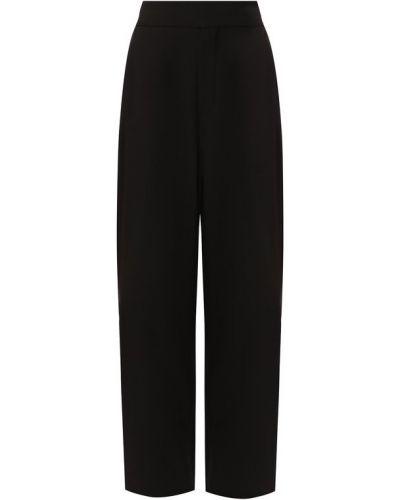 Свободные брюки со стрелками из крепа Chloé